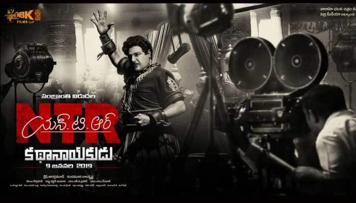 Nandamuri Balakrishna starrer NTR Biopic release date out