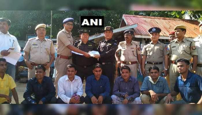 Seven Rohingya immigrants deported to Myanmar: Assam police
