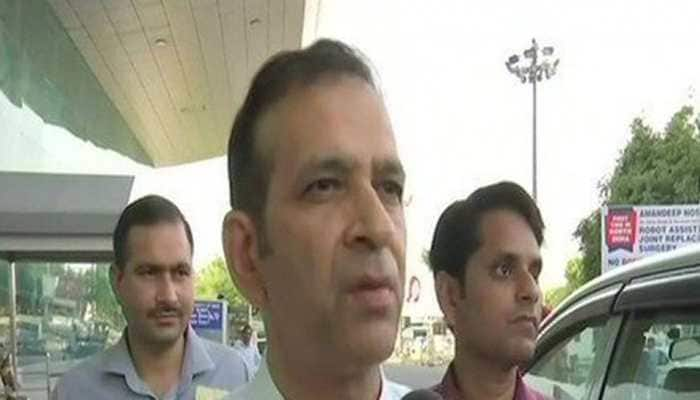Indian High Commissioner in Pakistan Ajay Bisaria's talk in Lahore cancelled at last minute