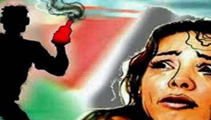 Woman injured in acid attack in Haryana