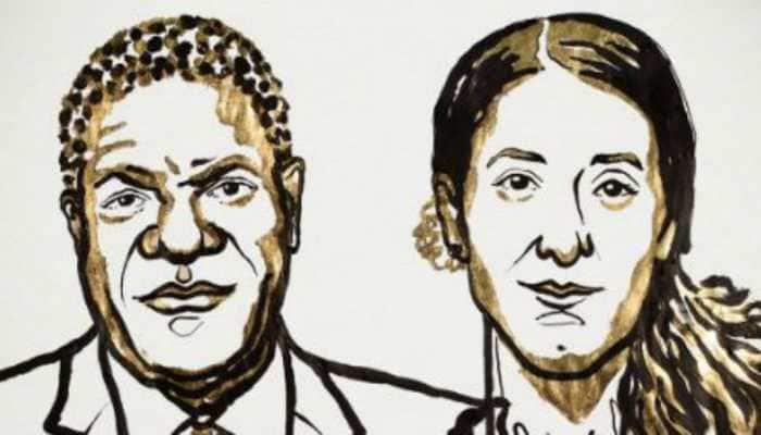Denis Mukwege and Nadia Murad awarded Nobel Peace Prize 2018