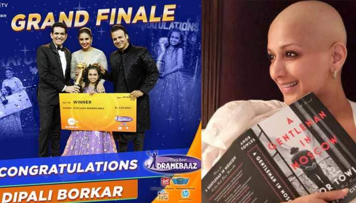 Dipali Borkar wins 'India's Best Dramebaaz', sends heartfelt message to Sonali Bendre