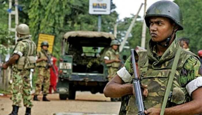 Sri Lanka's former Tamil state minister arrested for LTTE comment