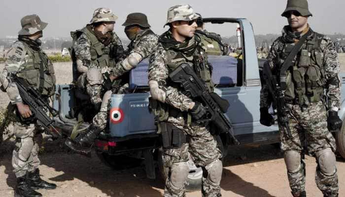 IAF's 'Garud' unit bags 6 gallantry awards for anti-terror operations in Kashmir