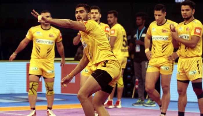 Pro Kabaddi: Telugu Titans hand Tamil Thalaivas second straight defeat
