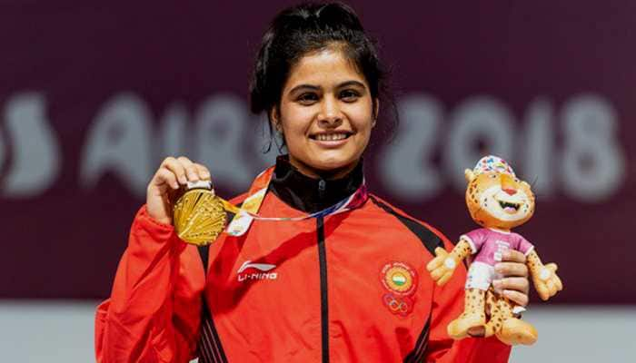 16-year-old Manu Bhaker bags India's first-ever gold in shooting at Youth Olympics