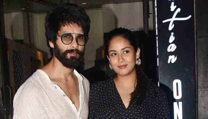 Shahid Kapoor, Mira Rajput clicked after a cosy dinner date — Pics inside