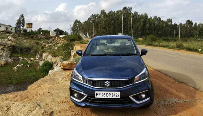 Maruti Suzuki sells 24,000 Ciaz in six months to lead premium sedan segment