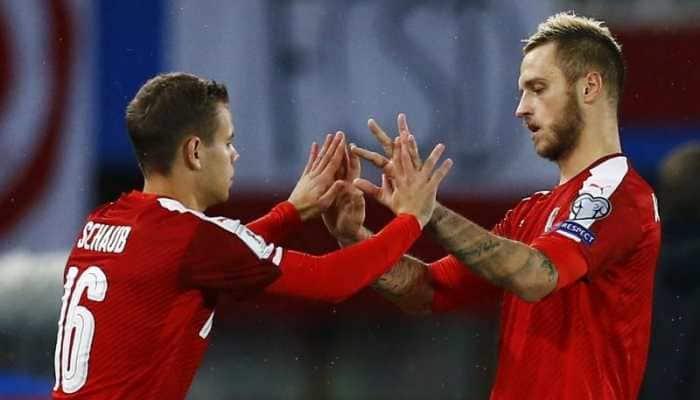 UEFA Nations League: Captain Marko Arnautovic helps Austria beat Northern Ireland 1-0