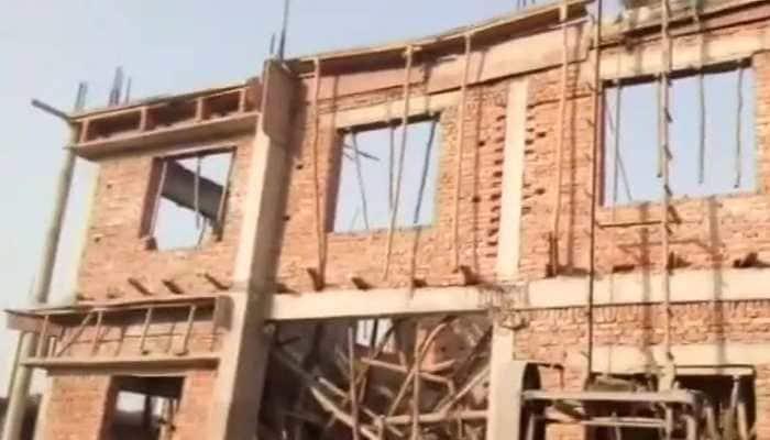 Under construction building collapses in Uttar Pradesh, 3 killed