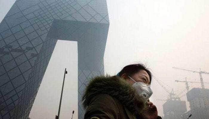 Beijing's pollution level spikes, authorities blame perfumes and hair gel