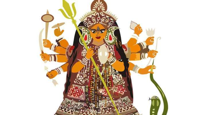 Navratri 2018, Day 7: Worship Goddess Kalratri for making you fearless