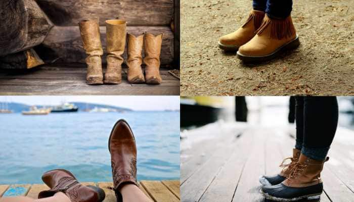 How to style boots differently