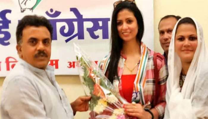 Hasin Jahan, Mohammad Shami's estranged wife, joins Congress