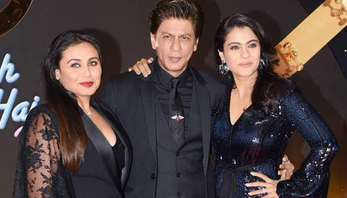 Kuch Kuch Hota Hai: Celebs arrive in style at the film's 20th anniversary celebrations—Pics