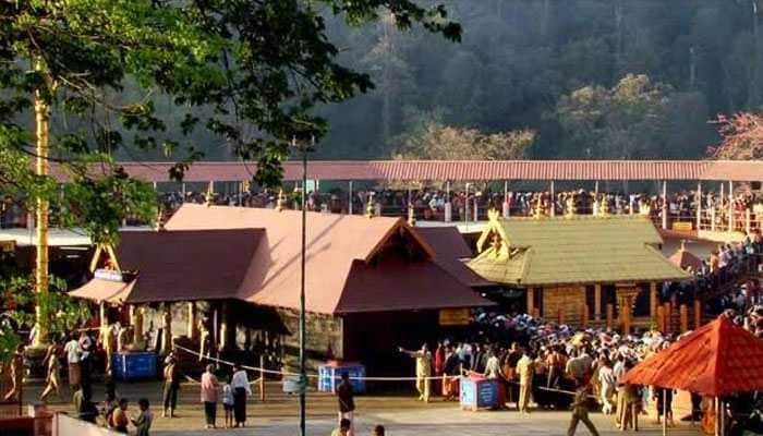 Kerala on edge as Sabarimala temple opens today, protests against women's entry continue