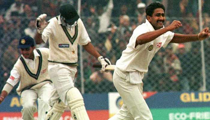 Happy birthday Anil Kumble: Cricket world extends warmest wishes