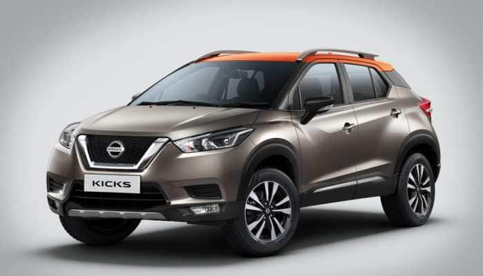 Nissan Kicks compact SUV unveiled in India: Launch date, expected price and more