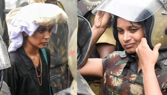 Rehana Fathima Latest News On Rehana Fathima Read Breaking News On Zee News