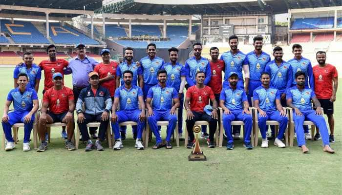 Vijay Hazare Trophy: Mumbai beat Delhi to lift title for 3rd time