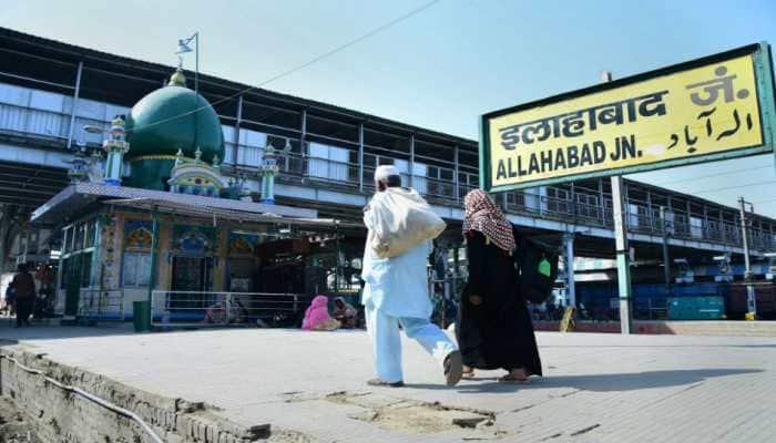 UP government issues notification renaming Allahabad to Prayagraj
