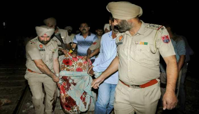Amritsar train tragedy: In hiding, organiser releases video claiming innocence