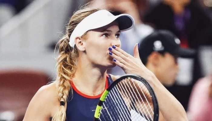 WTA Finals: Caroline Wozniacki stays alive in Singapore, Elina Svitolina wins again