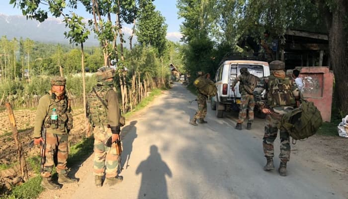 Nowgam encounter: 2 terrorists neutralised, arms & ammunition recovered