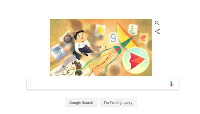Disney Legend: Google Doodle honors 'Bambi' creator Tyrus Wong on 108th birthday