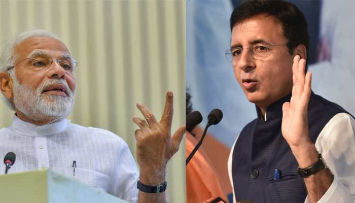 'Sab golmaal hai', tweets Congress; blames PM Modi for 'snooping' on Alok Verma