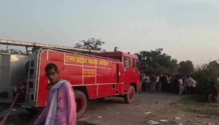 At least 8 dead, several injured in explosion at Badaun firecracker factory