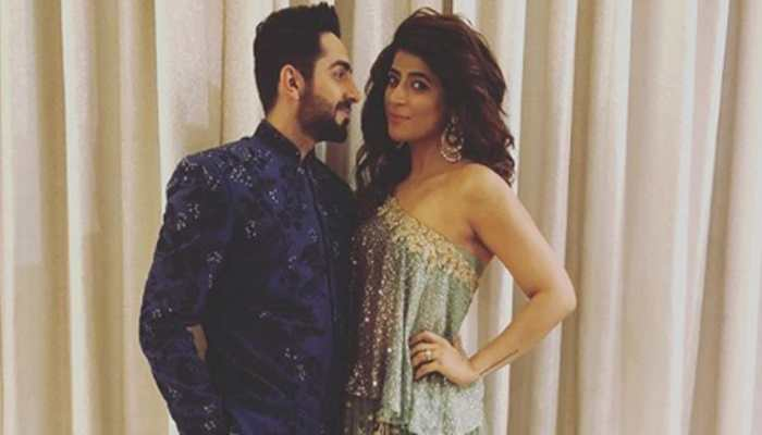 Ayushmann Khurrana fasting on Karwa Chauth for ailing wife Tahira Kashyap is simply inspiring—Check his heartwarming post