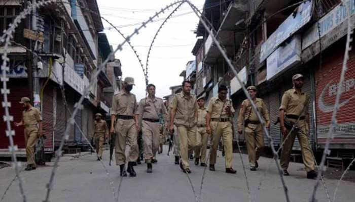 Police officer shot by terrorists in Jammu and Kashmir's Badgam, critically injured