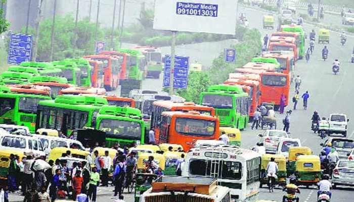 DTC employees strike: Delhiites bear brunt as 3500 buses go off road