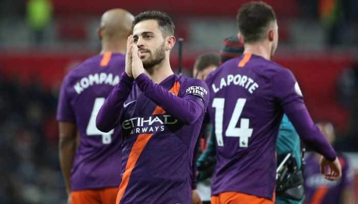 Manchester City beat Tottenham Hotspur 1-0 to reclaim Premier League lead