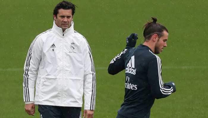 Santiago Solari ''excited'' at chance to coach Real Madrid