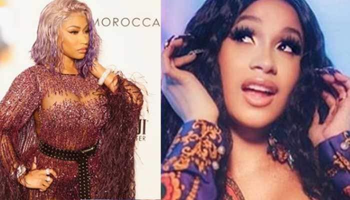 Spat between Cardi B, Nicki Minaj escalates