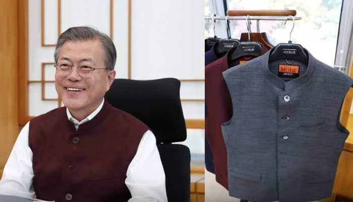 When did 'Nehru jackets' become 'Modi Vest'? Omar Abdullah asks after South Korean President Moon's tweet