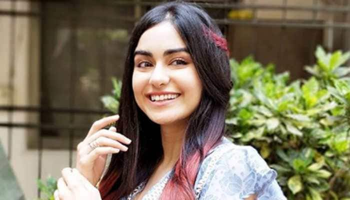 Adah Sharma bags her next Telugu film 'Kalki', gets a whopping crore fee