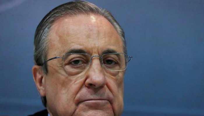 Real Madrid squad earns praise from club president despite struggling season