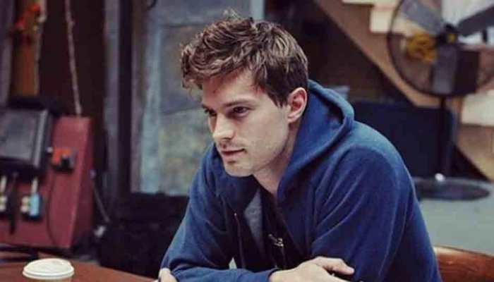 Fifty Shades of Grey actor Jamie Dornan says he's alway been shy