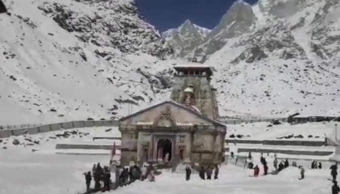 Hailstorm warning for 4 districts in Uttarakhand; snowfall, rain add to chill