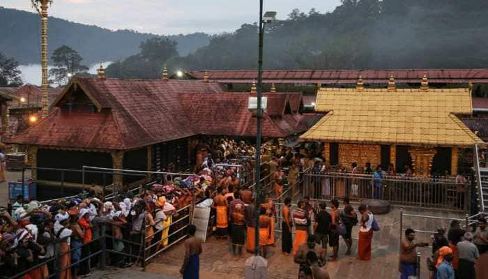 Kerala: Tight security in Sabarimala as Lord Ayyappa temple opens Monday for special puja