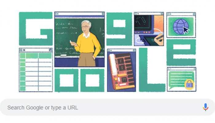 Google doodle honours computer scientist Michael Dertouzos, man who foresaw impact of internet
