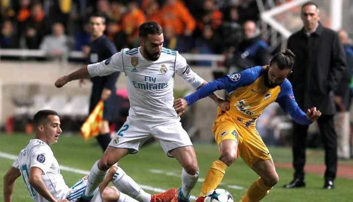 Real Madrid defender Dani Carvajal defends sacked coach Julen Lopetegui