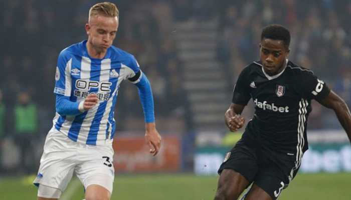 EPL: Huddersfield beat Fulham 1-0 to grab first league win of the season