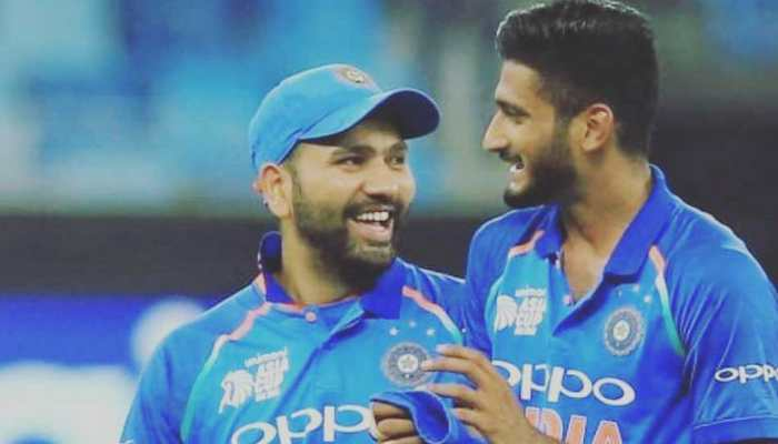 Khaleel himself wanted to bowl with new ball: Rohit Sharma