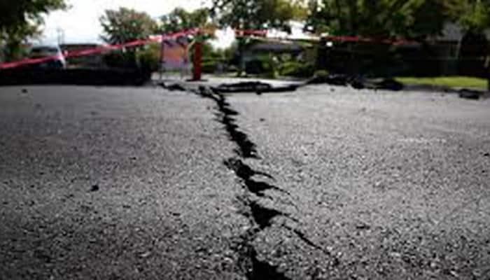 4.1-magnitude earthquake hits Manipur