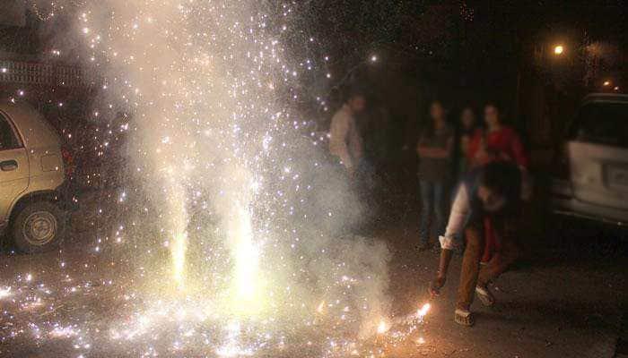 2 Indian-origin men arrested, face 2-year jail for 'illegal' Diwali fireworks in Singapore