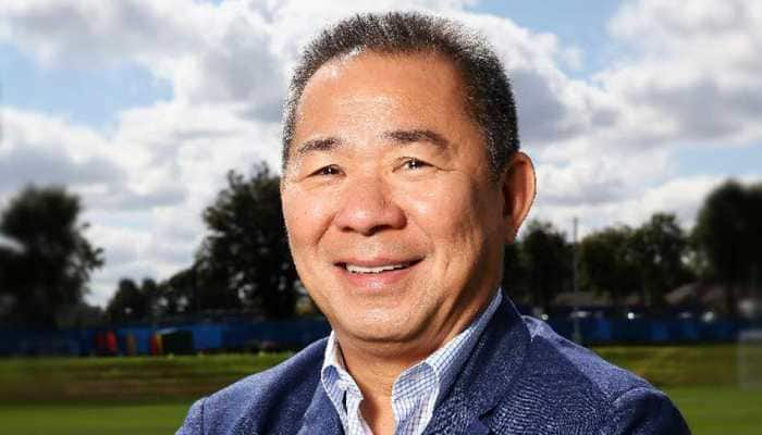 Leicester players to wear special kits in tribute to owner Srivaddhanaprabha